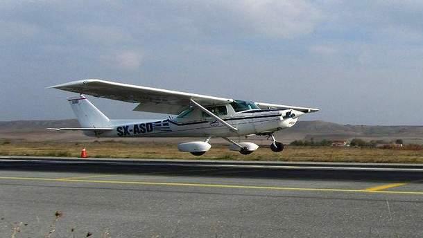В Греции упал частный самолет, погибли двое украинцев