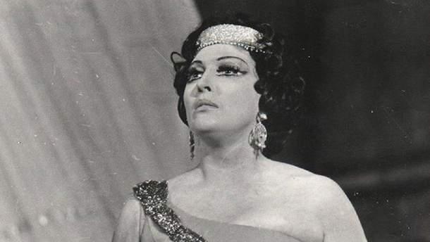 Померла Цісана Татішвілі – всесвітньовідома оперна співачка