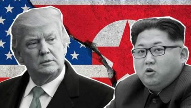 КНДР вновь угрожает США ракетным ударом