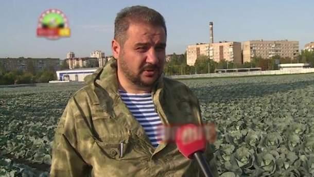 """""""Міністр ДНР"""" Тимофєєв, на якого було скоєно замах"""