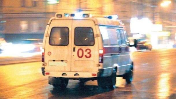 В результате ДТП пешеход погиб на месте