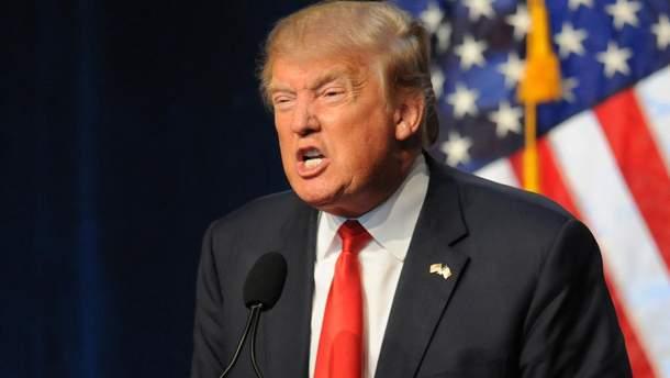 Дональд Трамп відповів на погрози