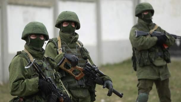 """Славнозвісні російські """"зелені чоловічки"""", які допомагали окупувати Крим"""