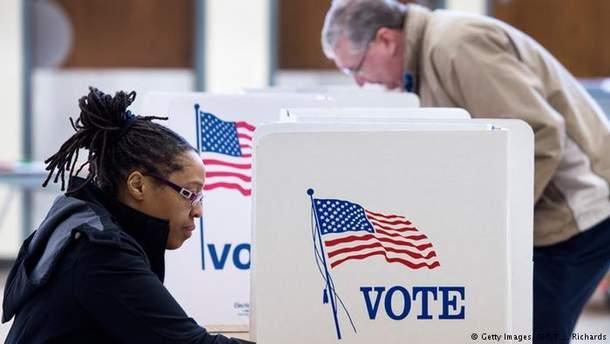 Выборы в США в 2016 году