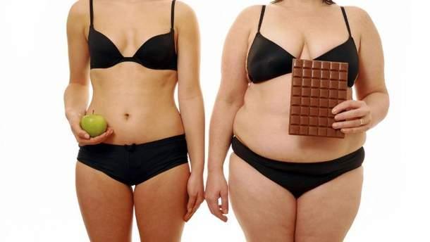 Правила для схуднення