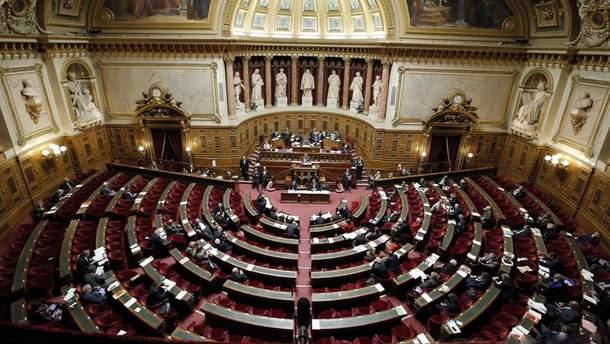 Частичные выборы во Франции
