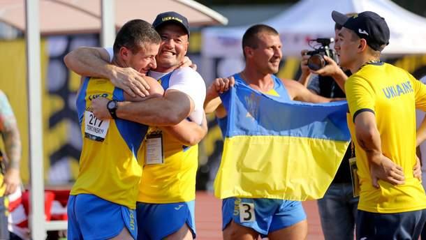 """Украина получила первую награду на """"Играх непокоренных"""""""