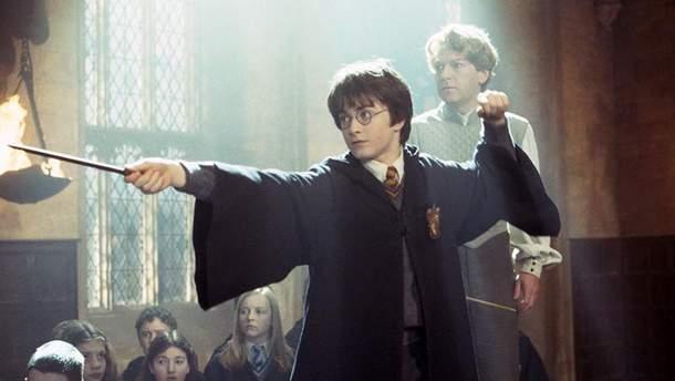 Гарри Поттер. Кадр из фильма