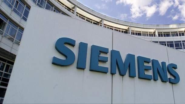 Німецький концерн Siemens