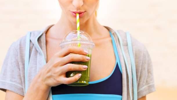3 осінніх смузі для швидкого та ефективного схуднення
