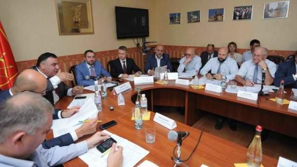 Комитет Верховной Рады Украины по вопросам бюджета