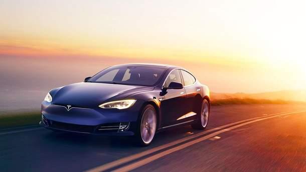 Tesla Model S 75