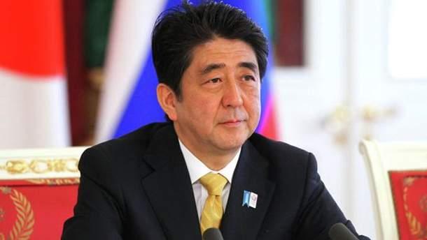 Прем'єр-міністр Японії Сіндзо Абе оголосив про розпуск парламенту та дострокові вибори