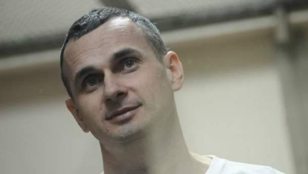 Олег Сенцов отримав дворічну стипендію від Порошенка