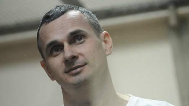 Олег Сенцов получил двухлетнюю стипендию от Порошенко