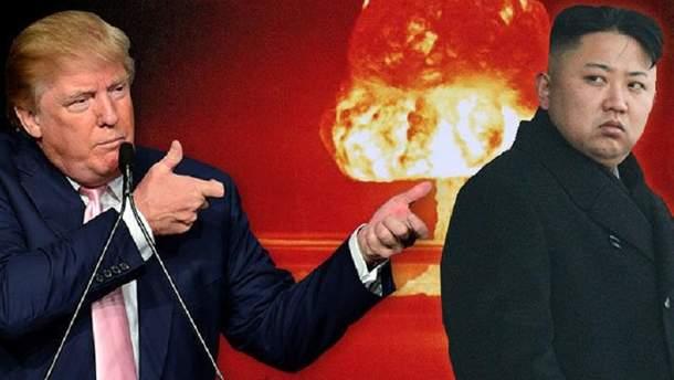 Небезпечне брязкання ядерною зброєю