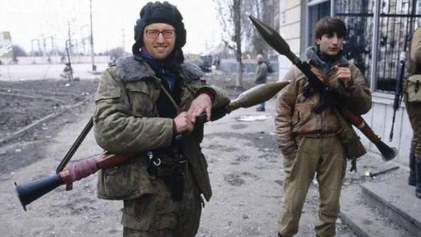 Яценюк отреагировал на слухи о том, что он воевал в Приднестровье