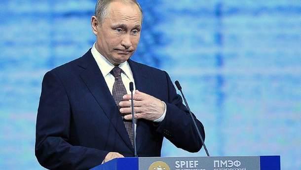 Російський політик розповів про плани Путіна на Україну