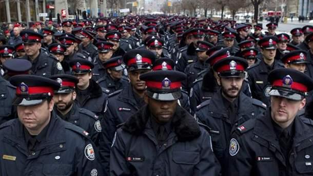 Полиция Торонто