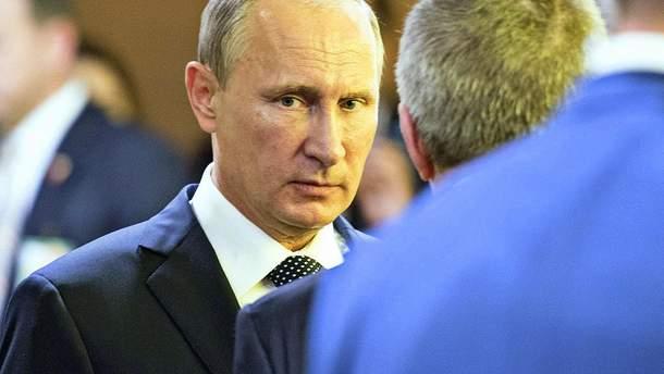 З Путіним стався черговий конфуз