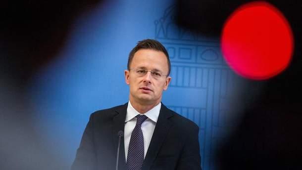Угорщина блокуватиме зближення України та ЄС,