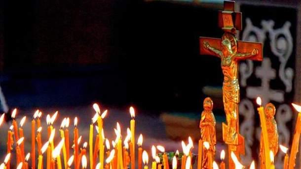 27 сентября Воздвижение Креста Господня 2018: что нельзя делать
