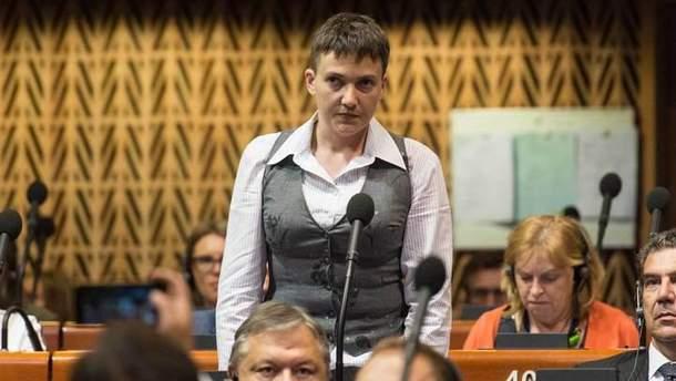 Савченко постраждала у ДТП