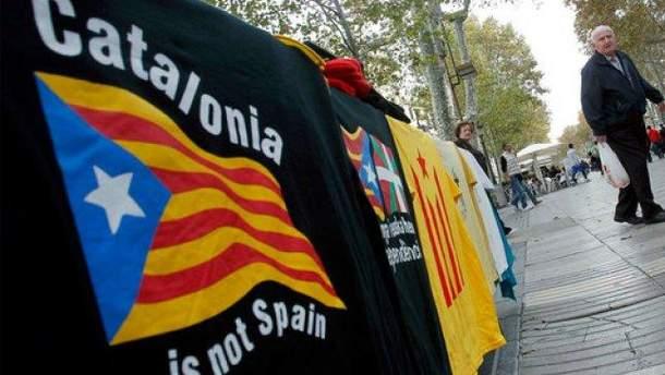В Іспанії заблокували 150 сайтів через референдум у Каталонії