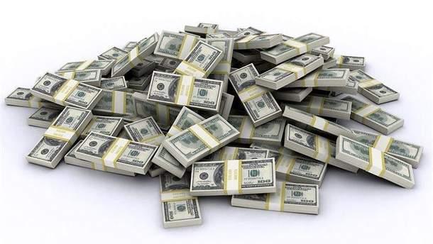 Украина получила 1,32 миллиарда долларов от размещения евробондов
