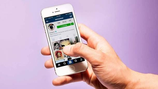 Популярність Instagram суттєво виросла
