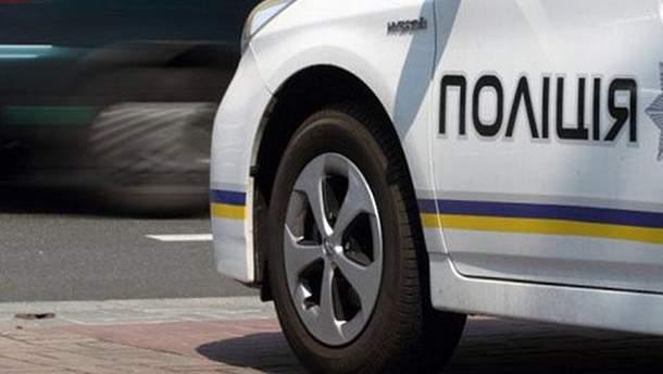 Пьяный полицейский убежал от патрульных в Одессе