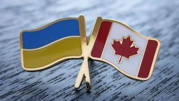 Безвизовый режим Украины с Канадой: страны проведут экспертные консультации