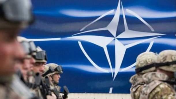 НАТО проводит военные учения Ramstein Alloy 6