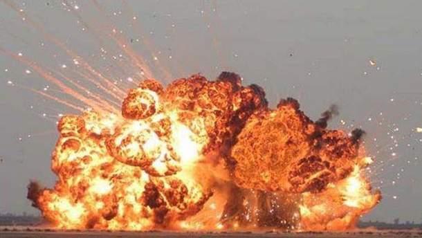 Взрывы на складах боеприпасов ВСУ возле Винницы (иллюстративное фото)