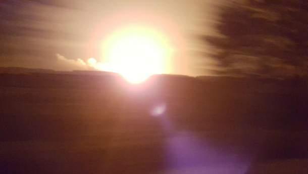 Гройсман назвав ймовірну причину пожежі на Вінниччині