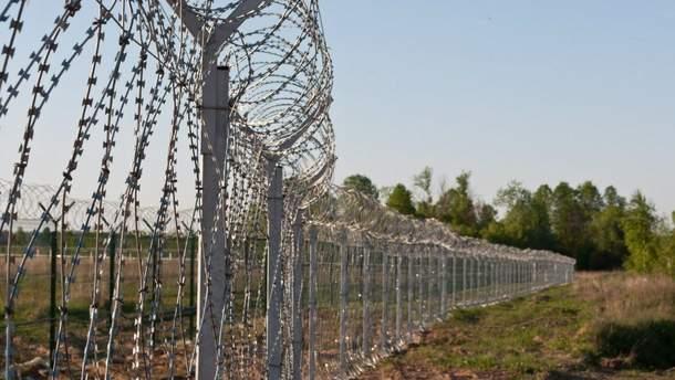 В Крыму на границе хотят построить забор