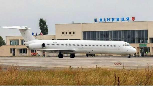 Вибухи у Калинівці: аеропорт у Вінниці буде закритий до 28 вересня