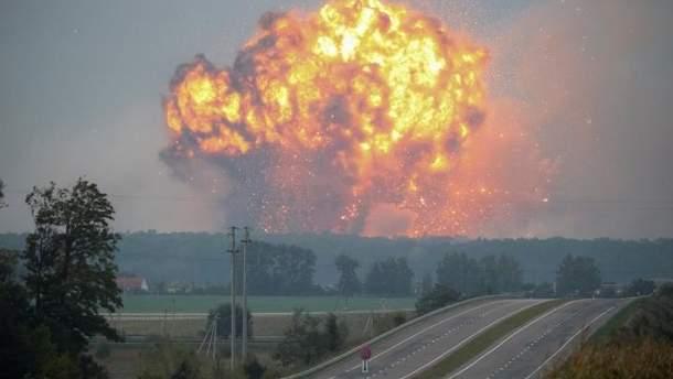 Вибухи в Калинівці: безпілотник міг бути запущений диверсантами
