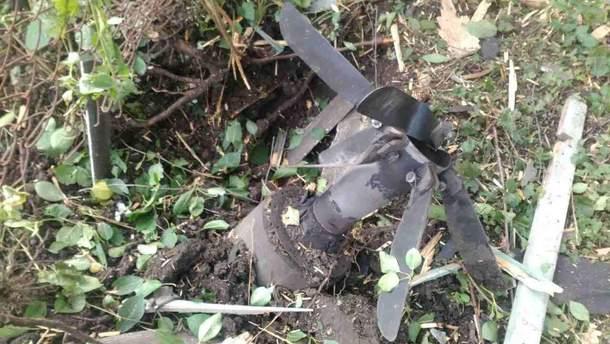 Взрывы боеприпасов на складах в Калиновке