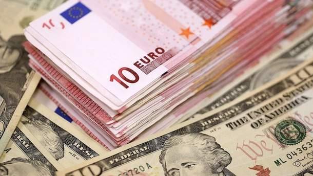 Готівковий курс валют 27 вересня в Україні