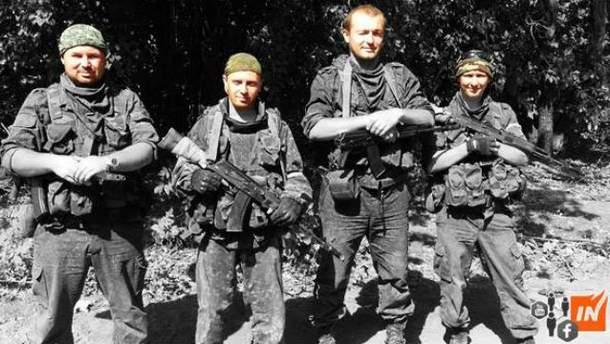 4 російські солдати, що воюють на Донбасі