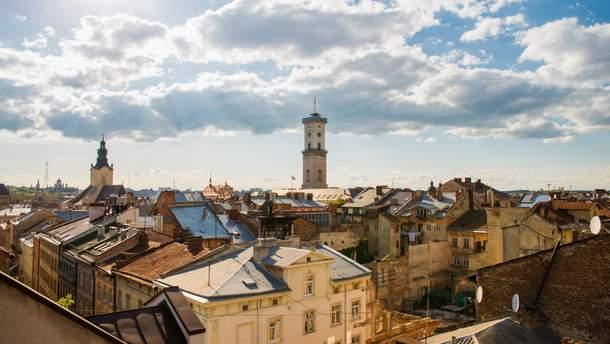 Львов догнал Киев по объему инвестиций