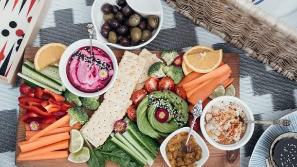 1 жовтня – день вегетаріанства