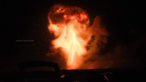 Военный кабинет СНБО относительно взрывов в Калиновке закончился