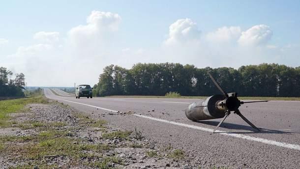 Взрывы боеприпасов в Калиновке