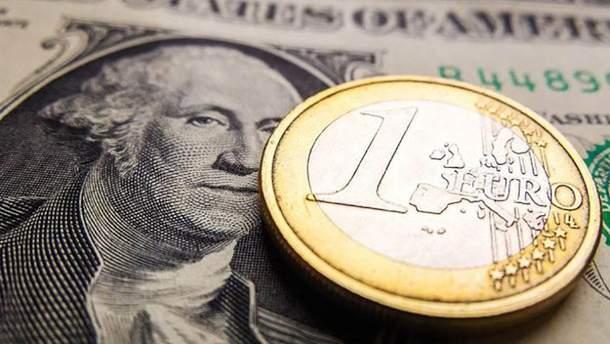 Наличный курс валют 28 сентября в Украине