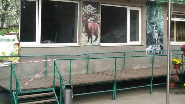 На Харьковщине обезьяны напали на мужчину