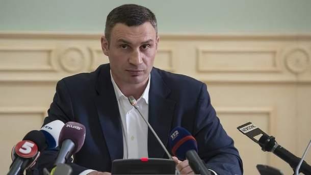 Верховна Рада може змінити закон про держслужбу, щоб Кличко зміг очолювати партію