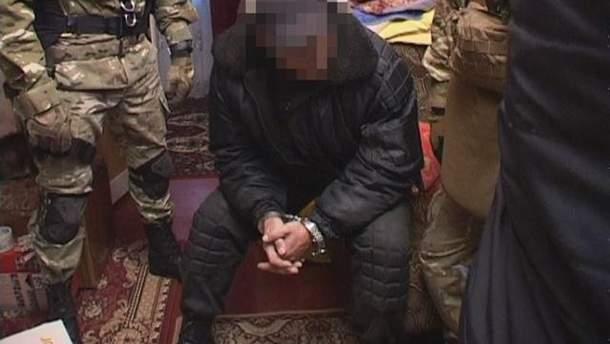 В Днепропетровской области мужчина подпольно изготовлял оружие