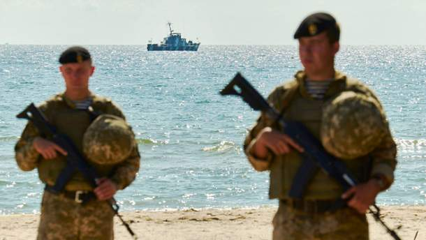 Больше всего террористы били на Приморском направлении
